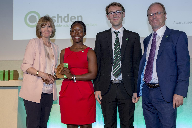 The 2017 Ashden Awards Ceremony