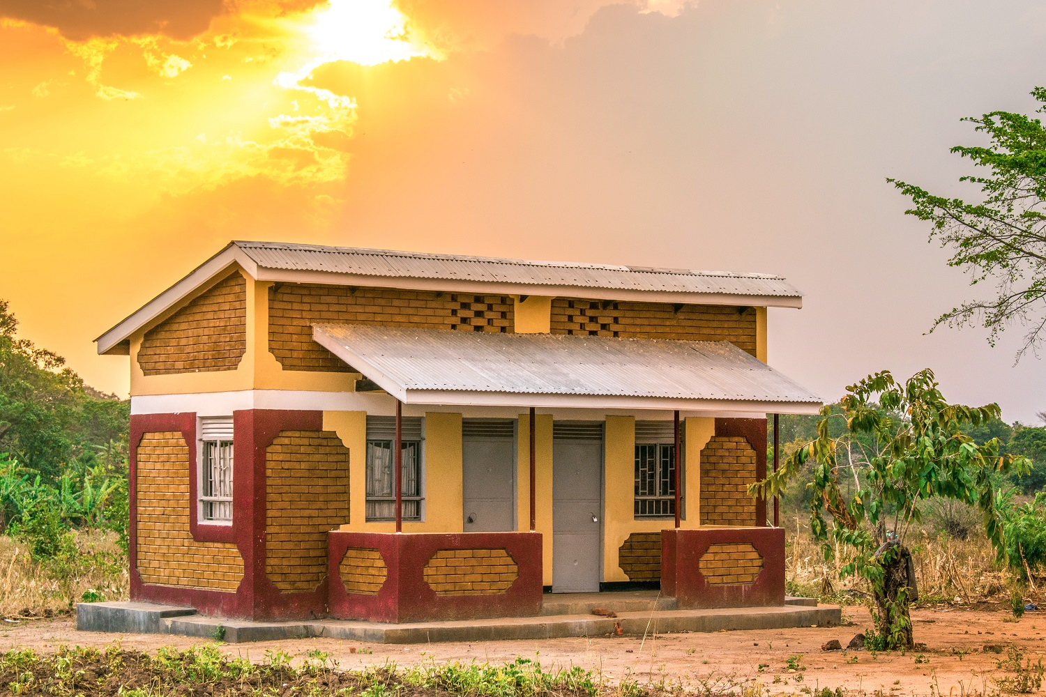 Stylish Ugandan Homes