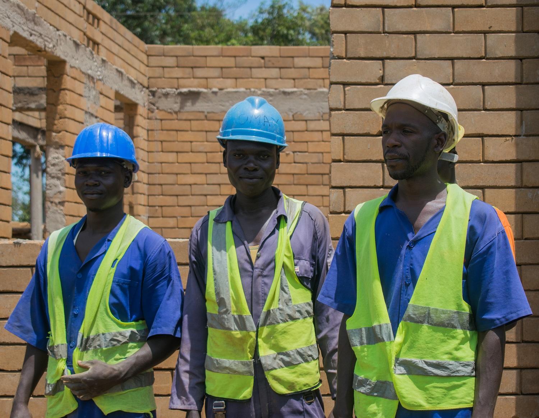 Eric and the Kadungulu Team
