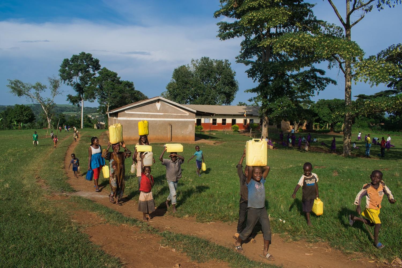 Mabira Kikube Primary School