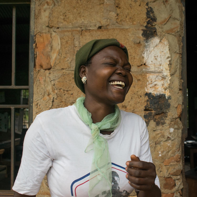 Mabira Trainee Irene