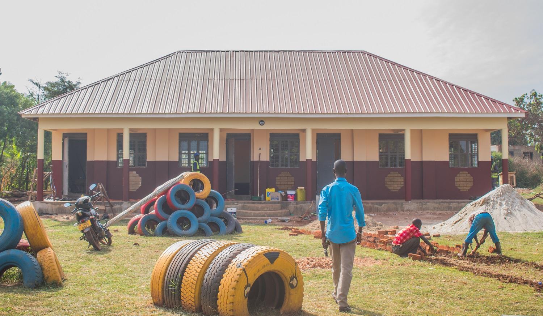 St. Patrick Resource Centre, Jinja