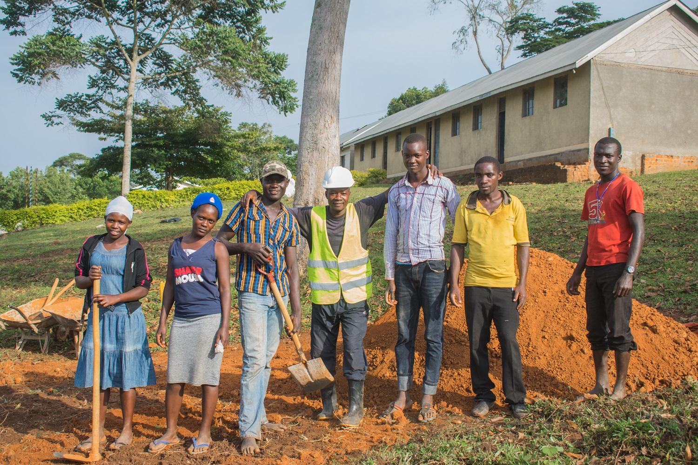 Muteesa Water Tank Team, Mabira
