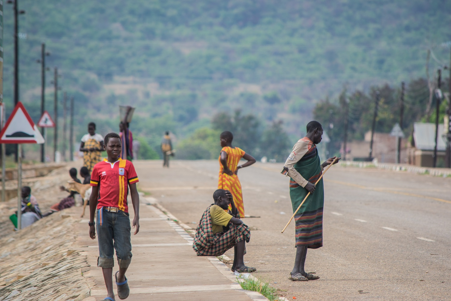 Nakapiripirit Youths, Karamoja