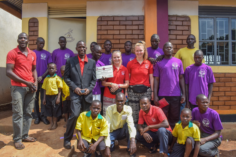 St. Stephen's Training Team