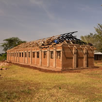 1V8-4 Classroom Block