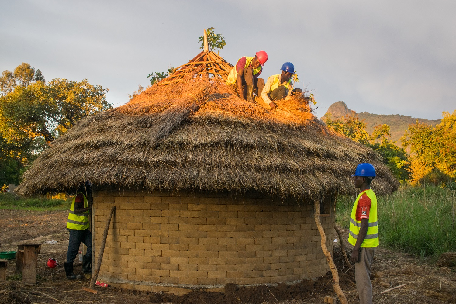 Max Leads Roofing at Nakapiripirit