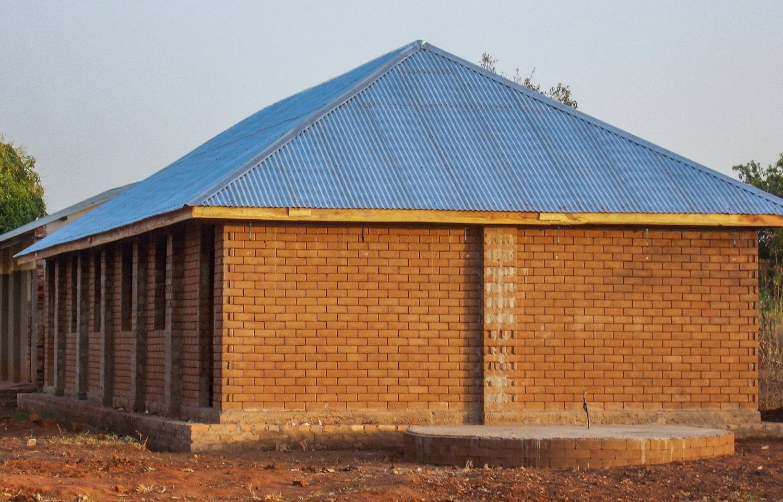 New Classroom Block