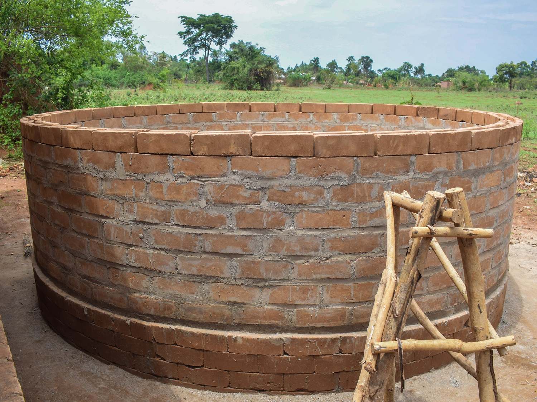 New Water Tank
